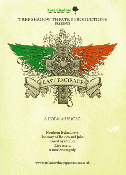 last embrace production of folk musical