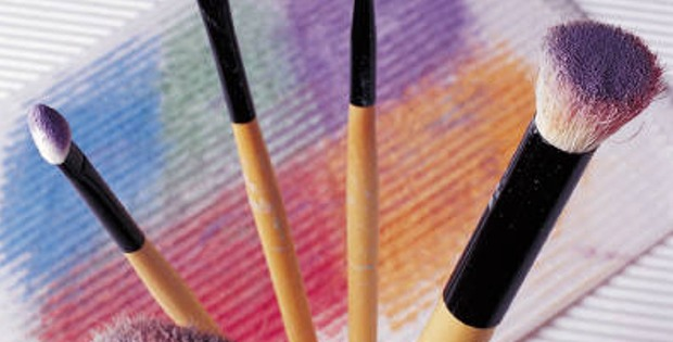 artists brushes and paint