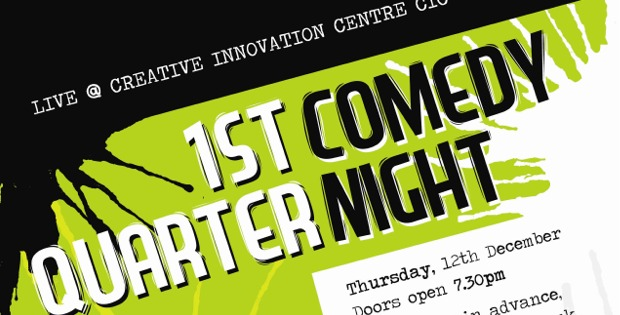 live comedy night at ciccic