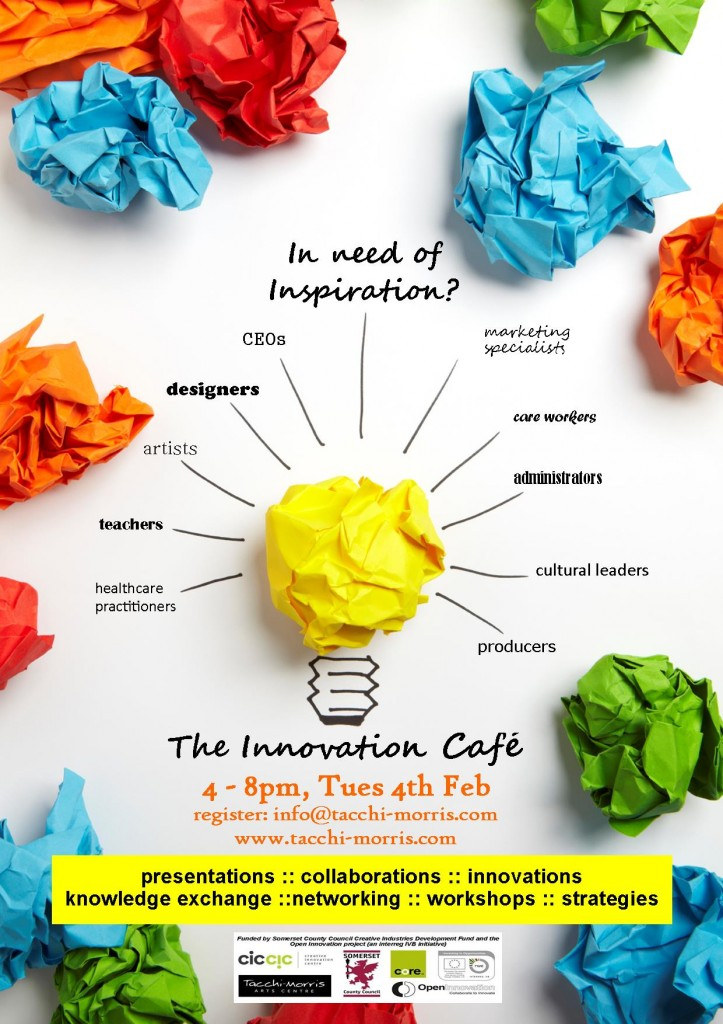 Innovation Cafe Front