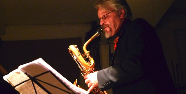 tim hill saxophonist