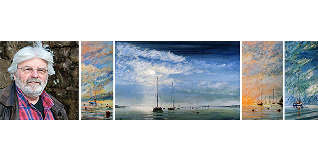 Sail On – Exhibition of Artist John Abraham