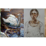 Peter Lazare Paintings and Pastels Exhibition