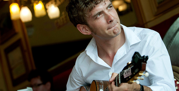 remi harris gypsy jazz at ciccic