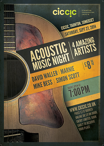 acoustic music night