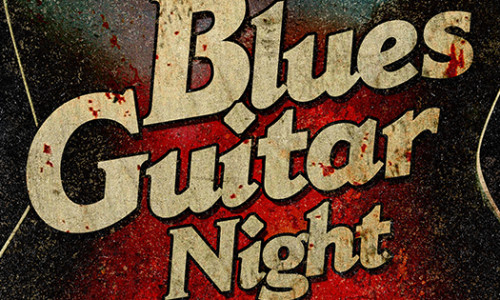 Blues Guitar Night featuring Chris King Robinson Band supported by Mike Bess