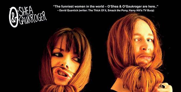 taunton comedy poster