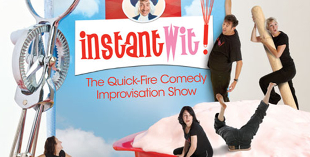 Quick Fire Improvisation Show Instant Wit @CICCIC Sat March 21st