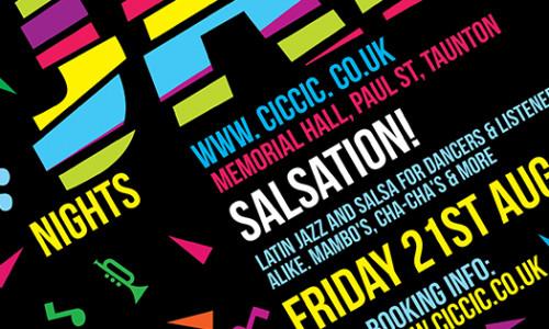 Jazz Night with Salsation! Friday 21st Aug. Latin Jazz for Dancers & Listeners Alike