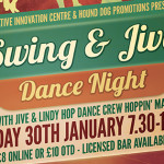 Swing & Jive Dance Night