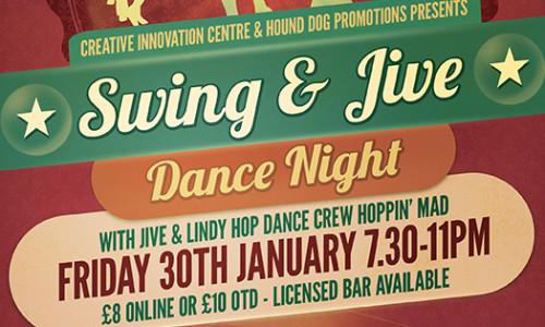 Swing & Jive Dance Night