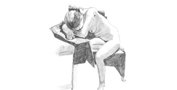 LIFE – An exhibition of Life Drawings by Norman Steel