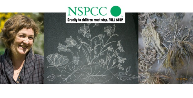 CICCIC Helps Raise £2500 for NSPCC with Textiles Exhibition & Sale