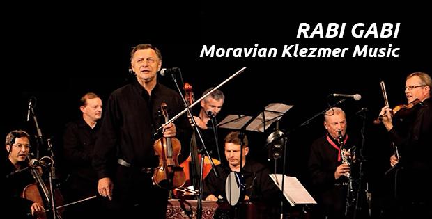 RABI GABI moravian klezmer music band