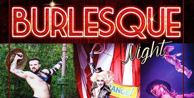 burlesque night header image