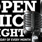 Open Mic Night – A Place for New Performance & Music – Fri 7th Oct