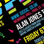 Jazz Exclusive: Alan Jones Trio at CICCIC Friday 6th March