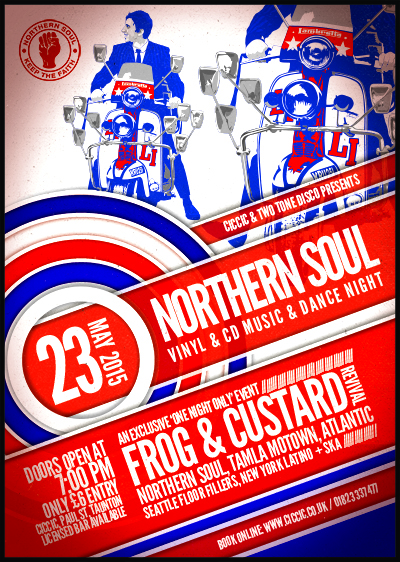 northern soul poster at ciccic