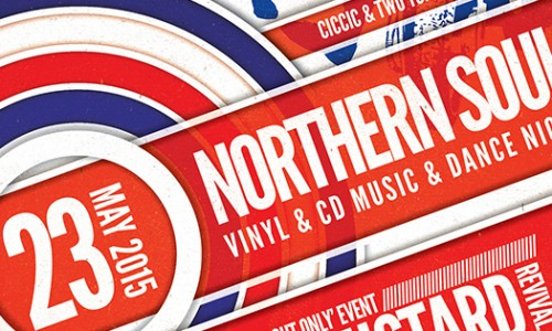 Northern Soul Music & Dance Night Saturday May 23rd