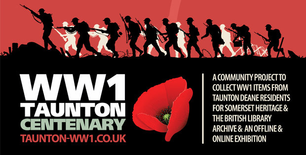 Borough Wide WW1 Centenary Project Exhibition Nov 7th – 29th