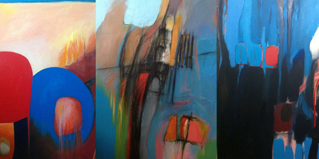 """""""Colour"""" An exhibition by Brian Parsons"""