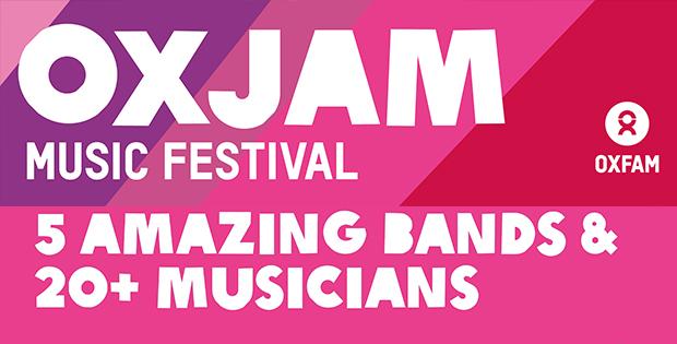 oxjam music festival taunton