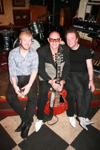 eddie martin trio for blues music