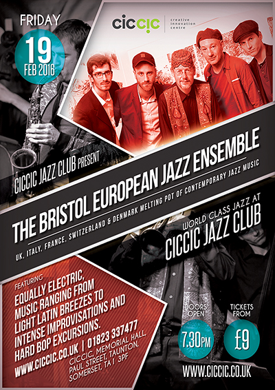 european jazz at ciccic jazz club
