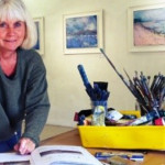 Colour and Texture – A workshop by Sara Bor Saturday 18th July 2015