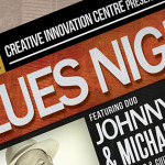 Blues Night Sat 18th July Featuring Johnny Mars & Michael Roach