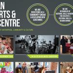 Patron & Friends Programme To Help Build a Creative Community & Town