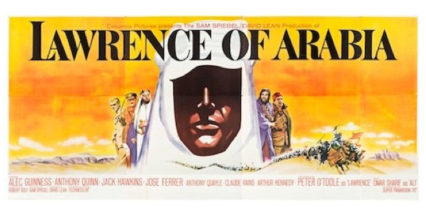 Lawrence of Arabia banner