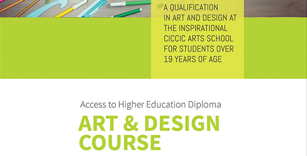 Access to Higher Education Diploma in Art and Design -Sept 2016