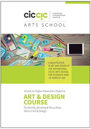 ciccic art school access course in art and design