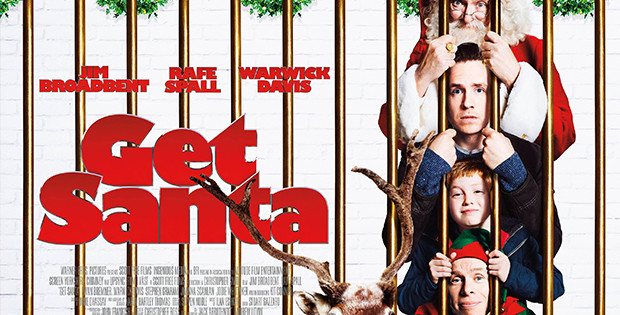 Community Christmas Movie – Get Santa – Mon 12 Dec – Bring a grandparent for free entry for you both