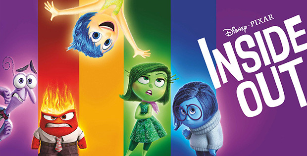 Movie Afternoon – Inside Out – Saturday 5th December