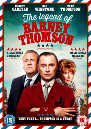 legend of barney thompson ciccic taunton movie film