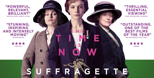 suffragette movie poster ciccic taunton