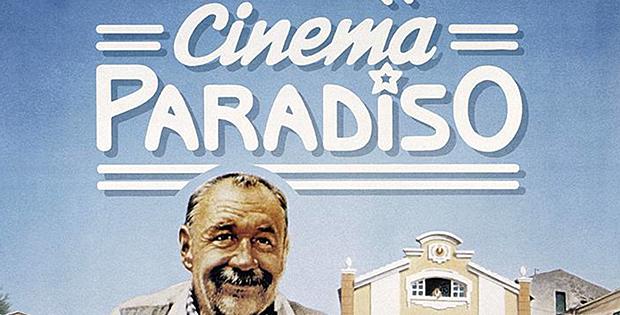 Cinema Paradiso movie at ciccic taunton