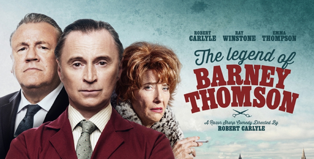 legend of barney thompson movie at ciccic taunton