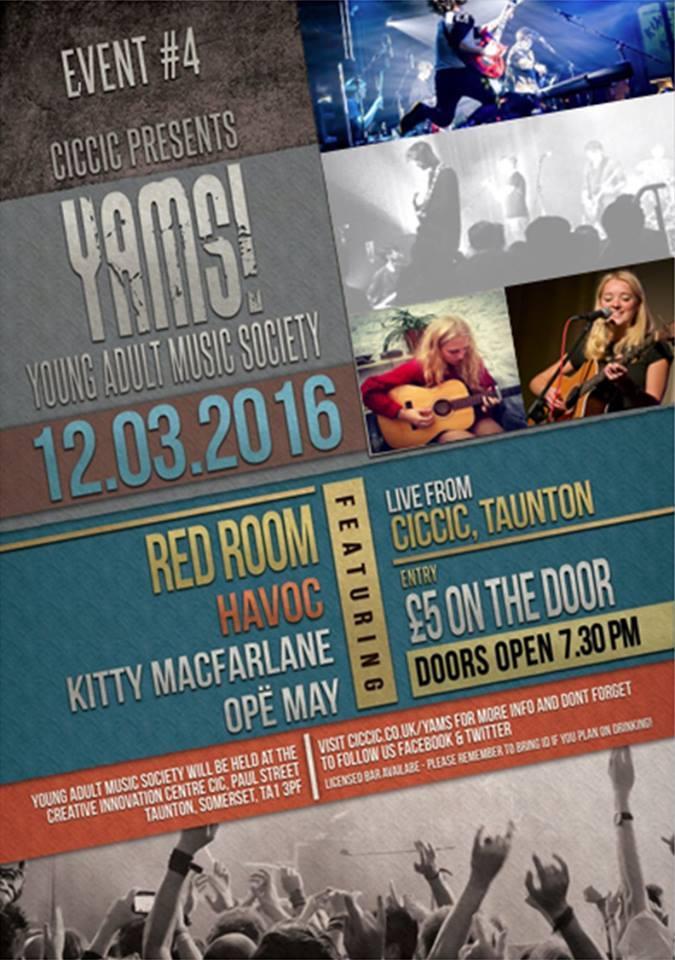 Yams poster
