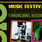 CICCIC Music Festival v2 2016 – Helping Raise Much Needed Funds for CICCIC – Sat 7th May