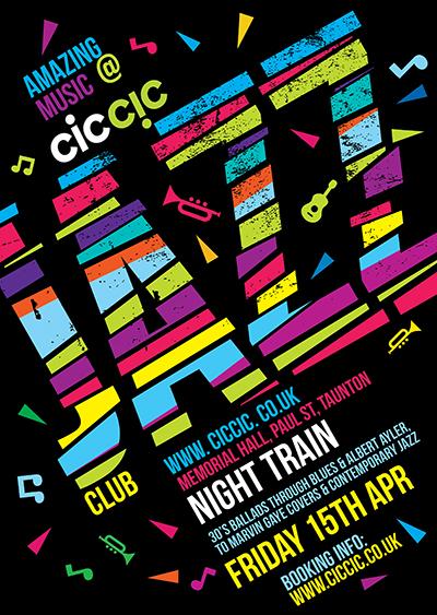 night train jazz at ciccic jazz club