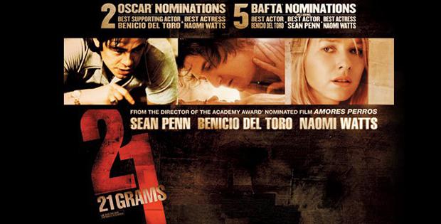 Movie Night - 21 Grams poster