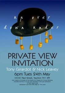 PV invite