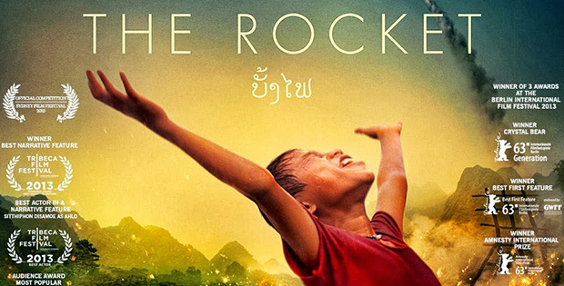 the rocket movie banner