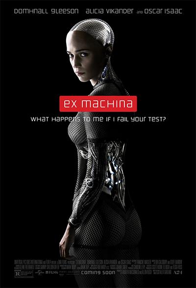 Movie Night - Ex Machina at ciccic poster