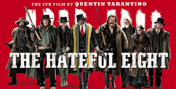 Movie Night – The Hateful Eight – Sun 26th June