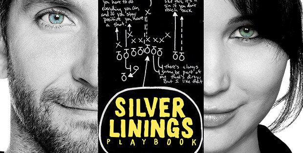 Movie Night – Silver Linings Playbook – Sun 29th May