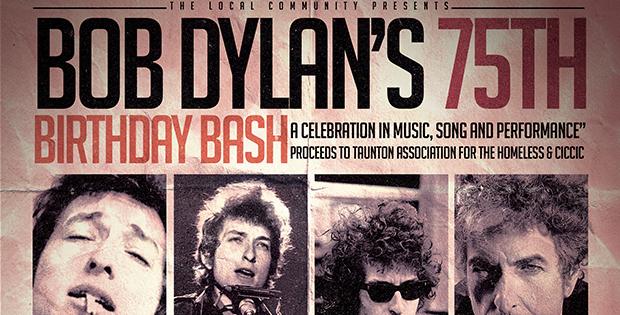 bob dylan birthday bash 75th